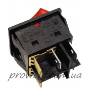 Выключатель 25А 250V (6 контактов)