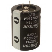 Конденсаторы электролитические 400-450V