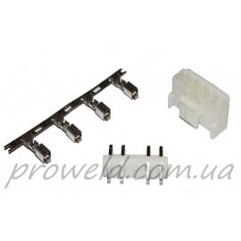 4-pin разъем NS39 (комплект)