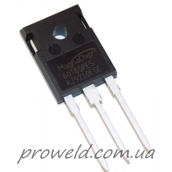 Транзистор MBQ60T65PES