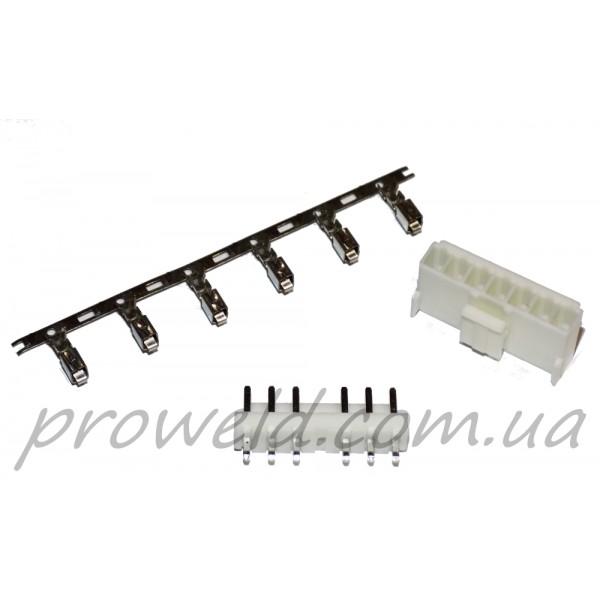 6-pin разъем NS39 (комплект)