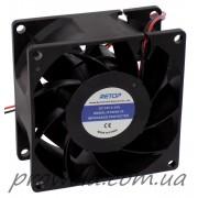 Вентилятор 80х80х38мм 24V 0,33A