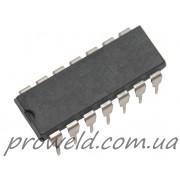 Микросхема TL084CN