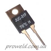 Термостат 70°С JUC-31F (нормально разомкнутый)