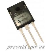 Транзистор IKW30N60H3 (K30H603)