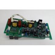 Плата №1 для сварочного инвертора IGBT 200А (поддержка дисплея, блок Antistick)