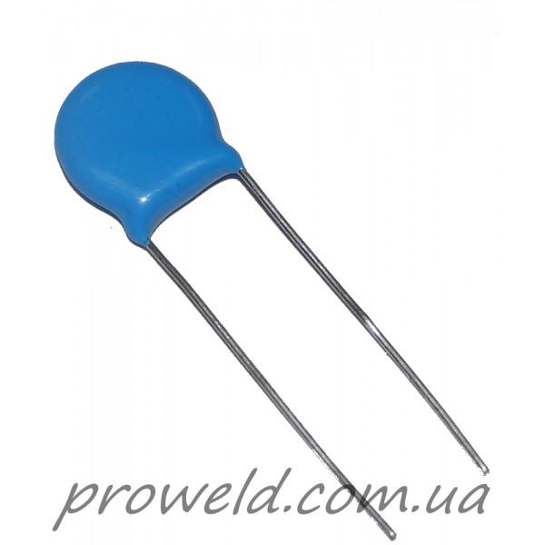 Конденсатор 470pF 2kV