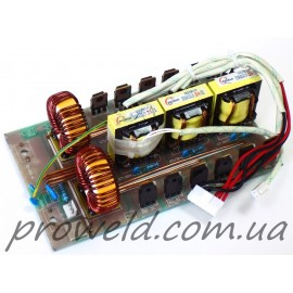 Плата №2 для сварочного инвертора MOS (силовые диоды, силовые трансформаторы, дросселя)