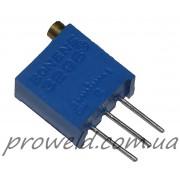 Резистор подстроечный 100кОм
